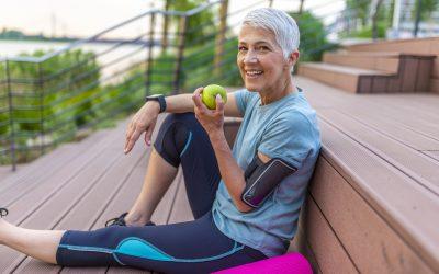 Exercício e alimentação: o bem-estar na doença de Alzheimer