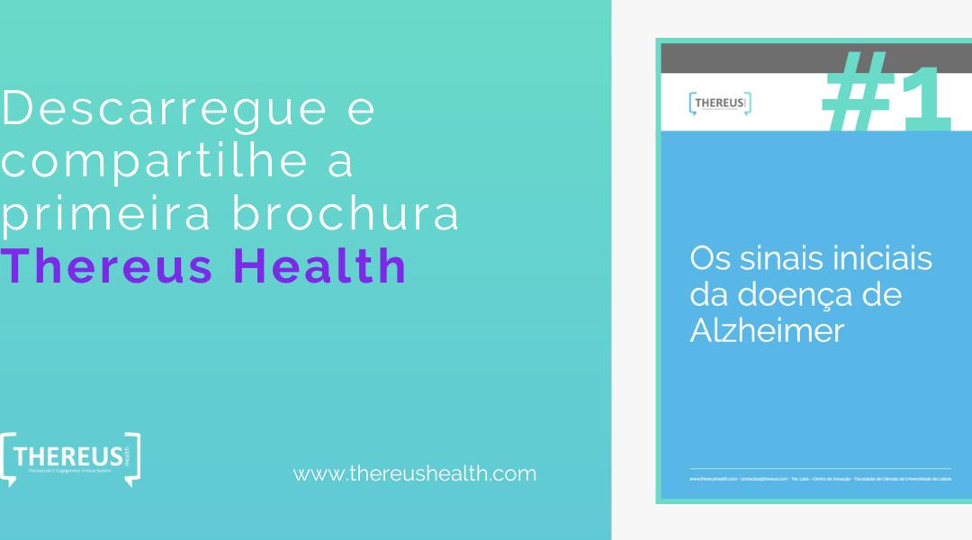 Consulte a brochura: Os sinais iniciais da doença de Alzheimer