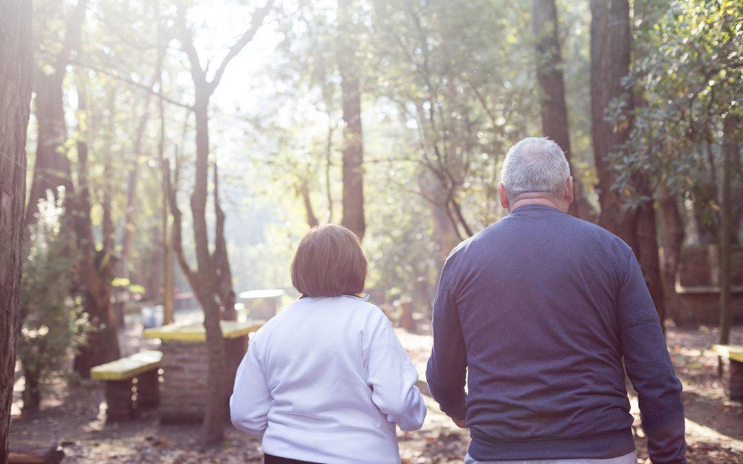 O 'sundowning' em pacientes de Alzheimer