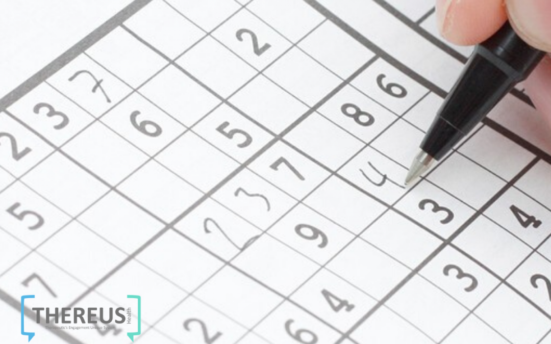 As palavras cruzadas e o Sudoku rejuvenescem o cérebro