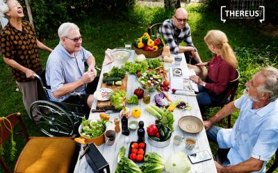 O contacto social na meia-idade faz bem à saúde cognitiva