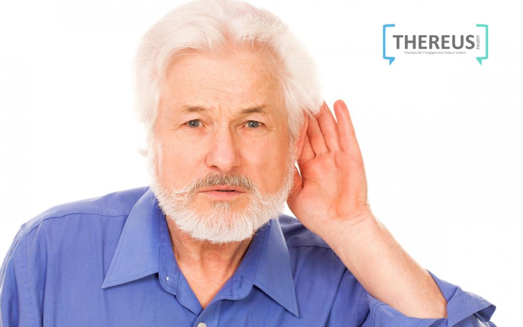 A perda auditiva na meia-idade é associada à demência