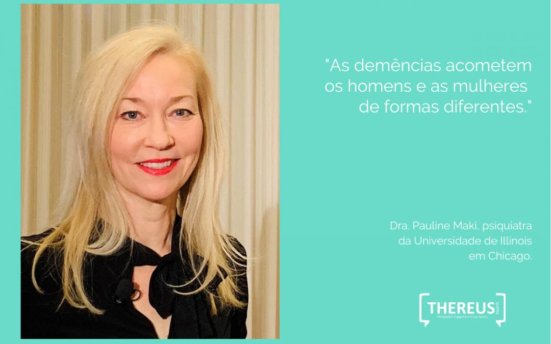 A doença de Alzheimer e as diferenças de género