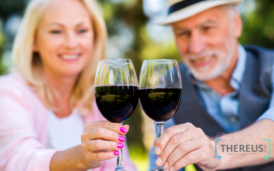As pequenas doses de álcool podem proteger o cérebro contra a demência