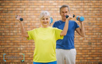 Os exercícios físicos beneficiam os doentes com a demência diagnosticada