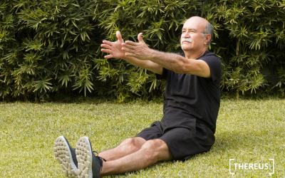 A atividade física pode reduzir o risco de desenvolver a demência
