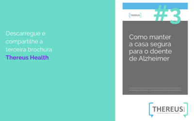 Consulte a brochura: Como manter a casa segura para o doente de Alzheimer