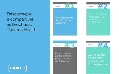 Consulte e compartilhe as brochuras Thereus Health