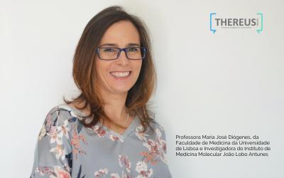 A investigadora Maria José Diógenes e a dedicação ao estudo do Alzheimer