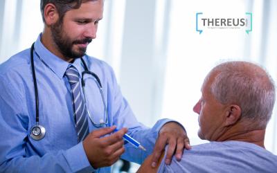 As vacinas para a gripe e a pneumonia podem reduzir o risco de desenvolver Alzheimer